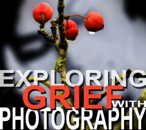 exploring grief with photography(10cm)