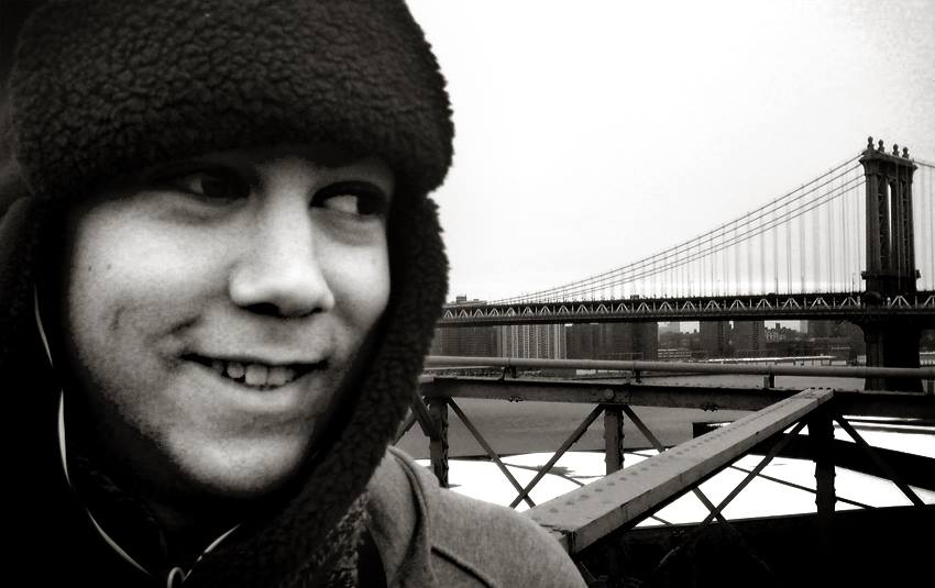 josh brooklyn bridge